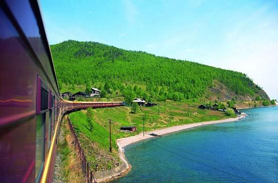 叹俄罗斯 移步换景的欧洲山水田园风光