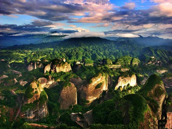 崀山风景图片_频道_凤凰网