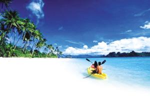 世界上最美的八大度假海滩