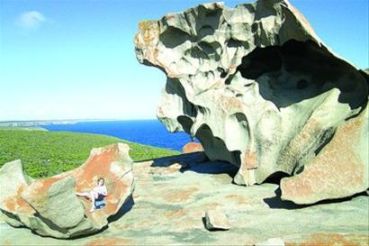 袋鼠岛·奇异石