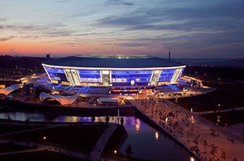 弗罗茨瓦夫 2012欧洲足球锦标赛体育场