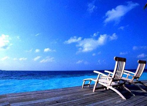 巴巴多斯是一个风景秀丽的珊瑚岛