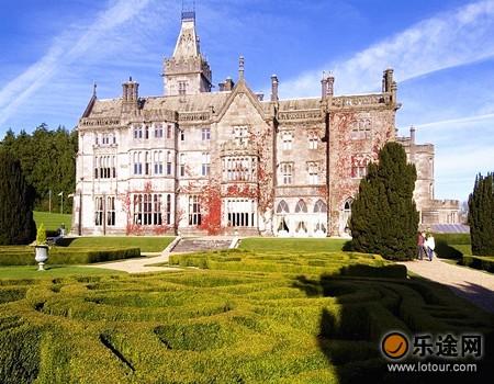 爱尔兰阿黛尔城堡