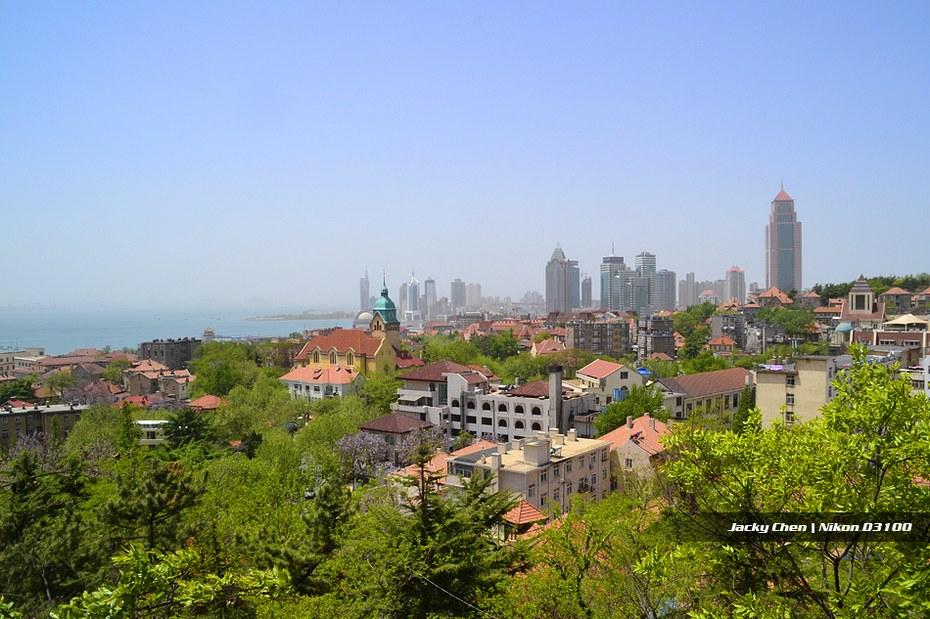 夏日度假天堂 青岛( 酒店 )异国风情的海滨风韵