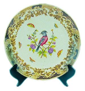它继承了传统欧式风格的装饰特点
