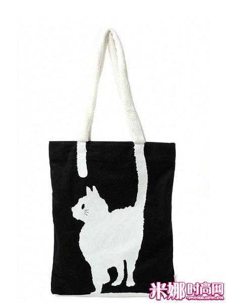 choosy chu 猫咪购物袋
