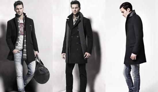 做好男士冬季穿衣搭配