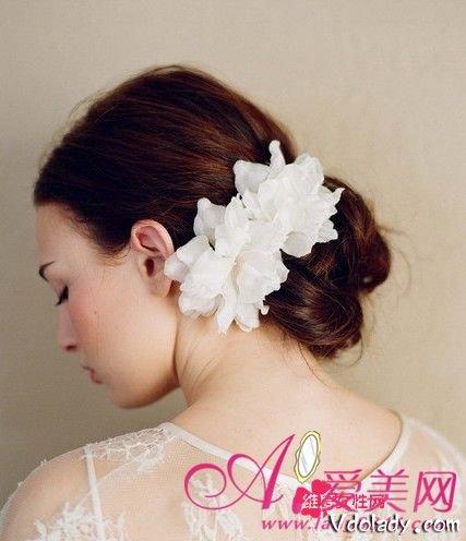 的欧式新娘发型