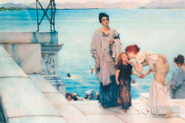 古罗马女性传统服饰