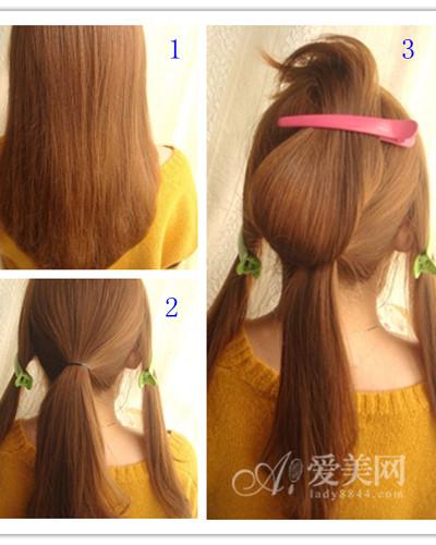 长发怎么编 2款春日气息麻花辫发型