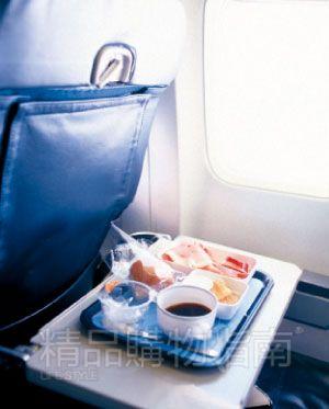 空腹勿看!盘点云端上的飞机餐