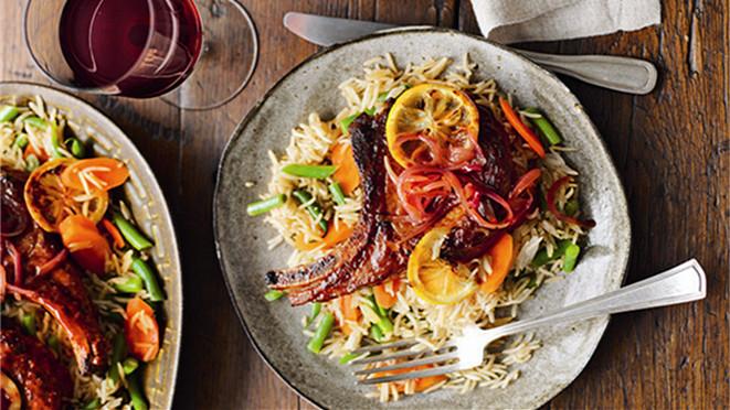 6道美味异国料理 轻松搞定新年餐