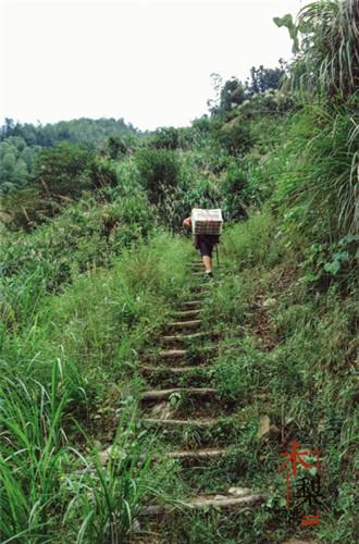 黄山木梨硔:天上的古村落