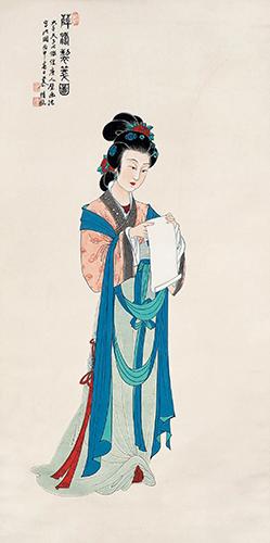 女诗人薛涛:一袭道袍了余生