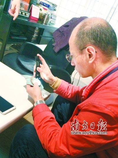陶瓷鉴藏专家朱正泽。