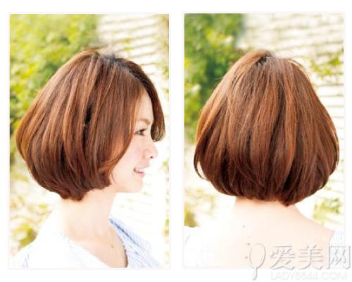 三款不同直径卷发棒教程 重现灵动发型图片