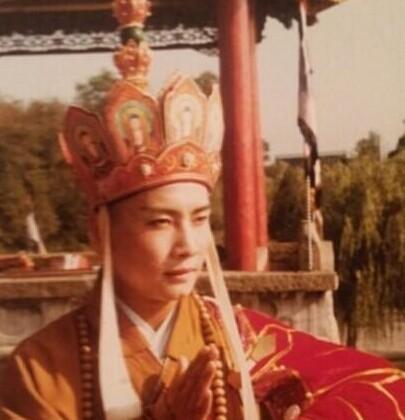 """86版《西游记》首位""""唐僧""""汪粤近照曝光(图)"""