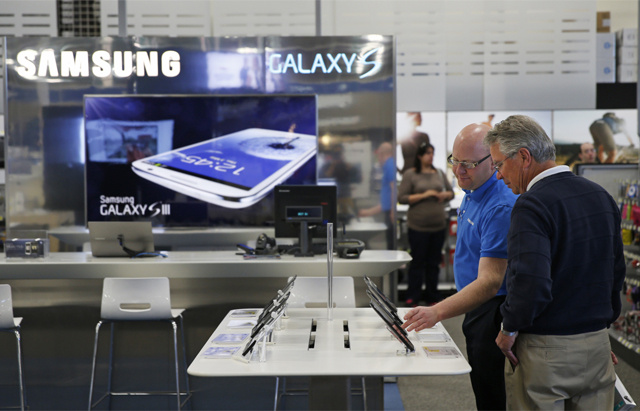 三星将调整智能机产品线应对中低端市场