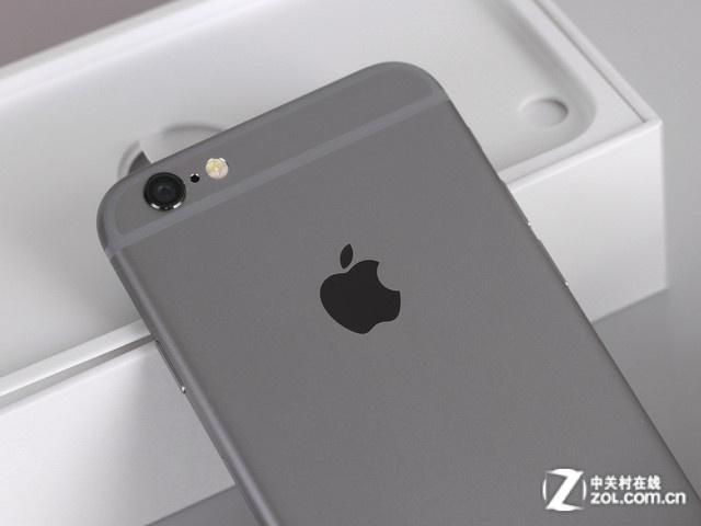黑色版到货了苹果iPhone6京东现货热卖