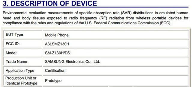 三星Tizen系统新机现身FCC 或下月发售