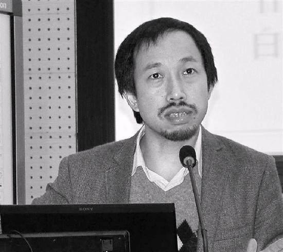 四川大学教师周鼎