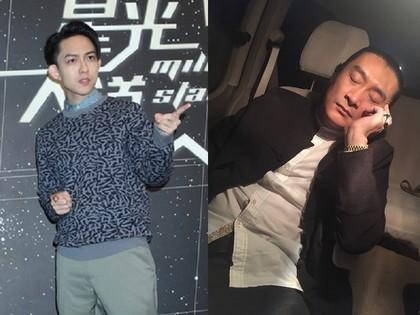 """[明星爆料]黄安再曝光""""L姓歌手""""台独大咖 林宥嘉中枪"""