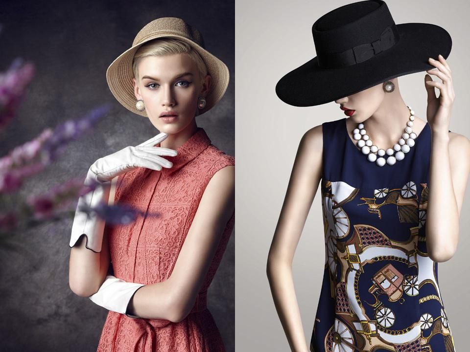 经典故事女装:凸显新时代女性的自信与优雅