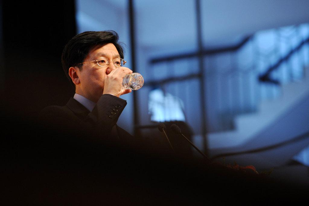 久未露面的李开复在台湾做了一场公开演讲,还是挺有洞见性的