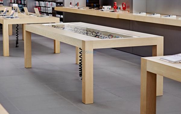 苹果店Apple Watch销售展示与体验流程介绍