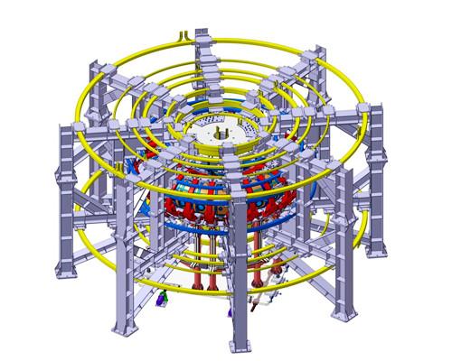 ktx装置主机结构图