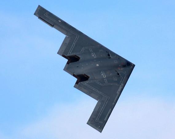 美媒:美增设轰炸机司令部 重点针对中国导弹威胁