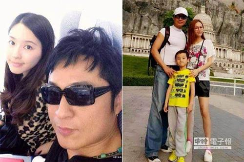 马景涛被曝因家暴已离婚 妻子晒合影否认传闻