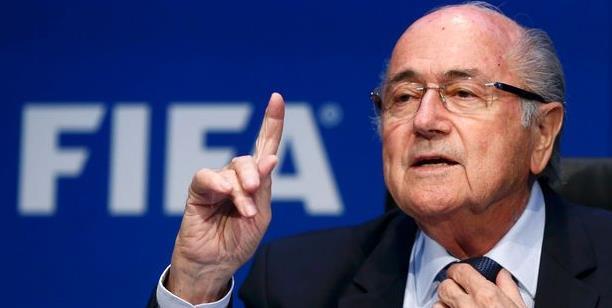 布拉特:我为国际足联感到自豪