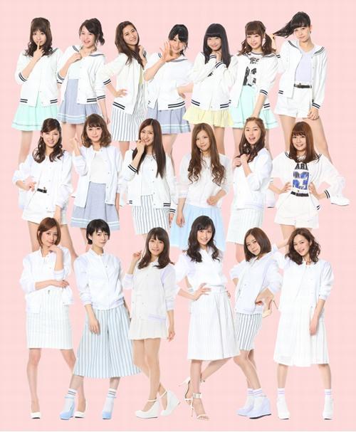 亮瞎眼!日本美女偶像组合惊现53岁高龄成员|偶