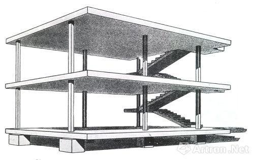 多米诺结构体系