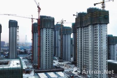"""中国随处可见的正在建的""""商品房"""""""