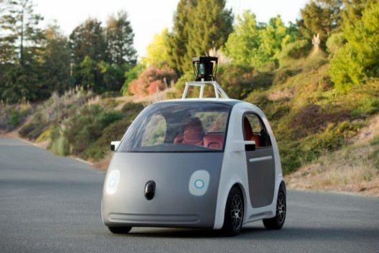 谷歌无人汽车