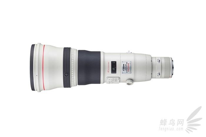 全新DO长焦头佳能被传研发800mm DO镜头