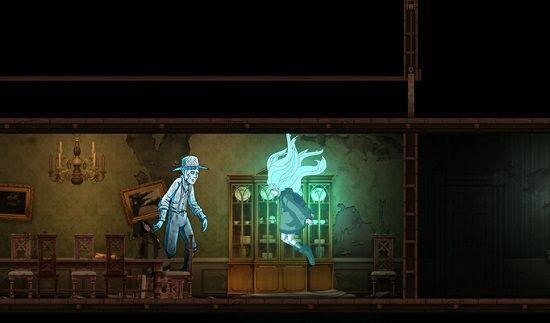 PC经典解谜游戏《灵界女孩》本周登陆iOS