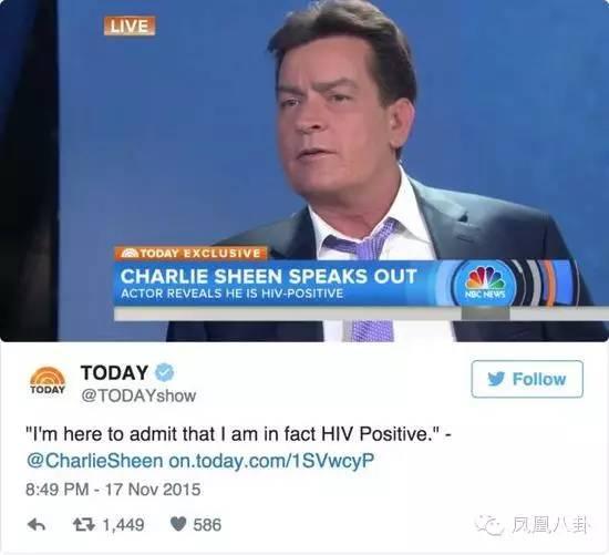 【最新最勁爆!】50歲知名男星感染艾滋病 自曝曾跟5000人上床(組圖)