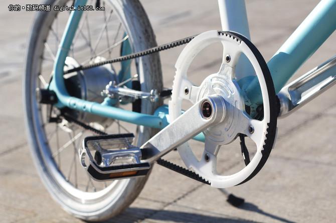 颠覆式骑行体验 轻客智慧电单车评测