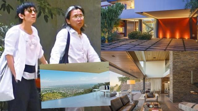 【爆料】陈可辛被曝4000万出售美国豪宅 一年赚600万
