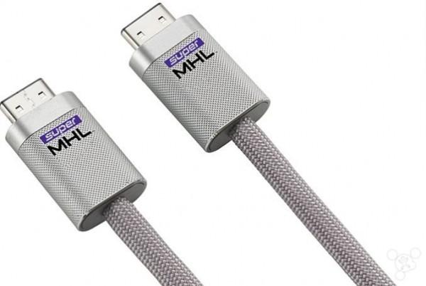 智能生活-新8K SuperMHL接口诞生!你还在用4K的HDMI