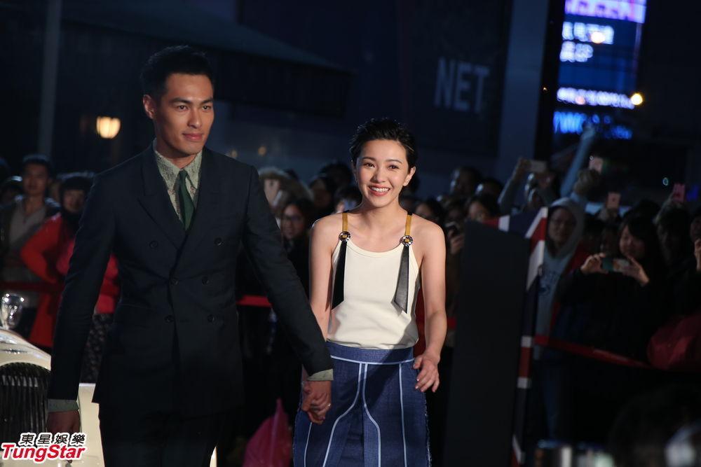 [明星爆料]郭采洁杨祐宁牵手走红毯,气氛甜蜜这是要复合?