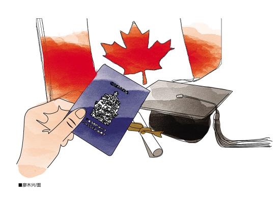 加拿大留学签证没那么难|加拿大留学签证|签证