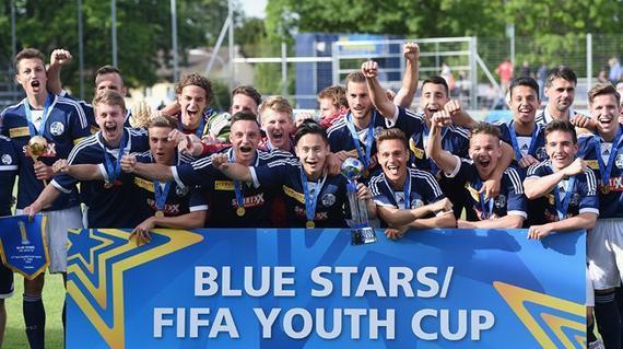 国际青年杯