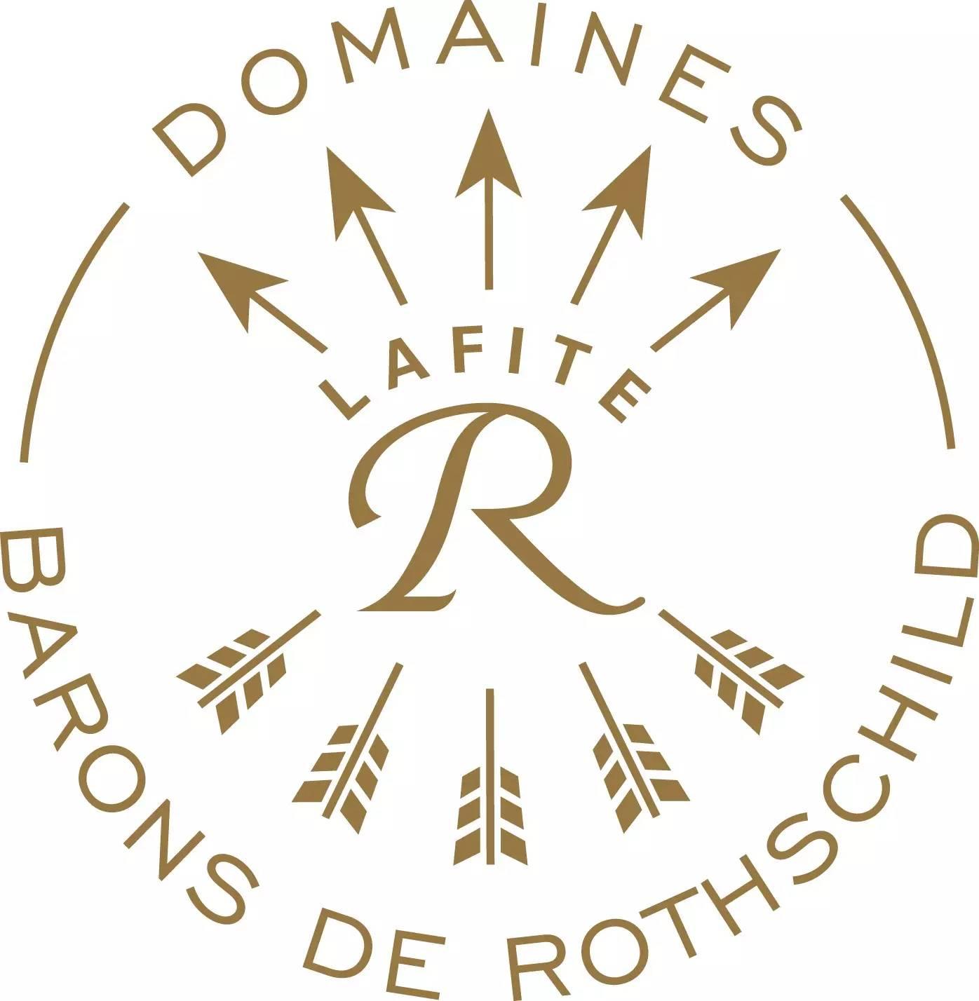 拉菲logo矢量图
