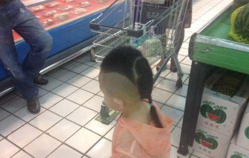 这发型,略叼!