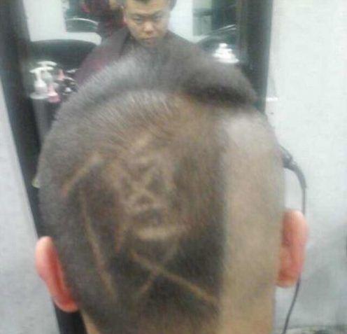 理这个发型真的好吗!?