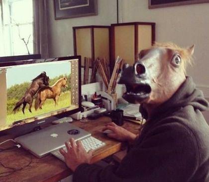 小马,你丫的在干嘛呢?